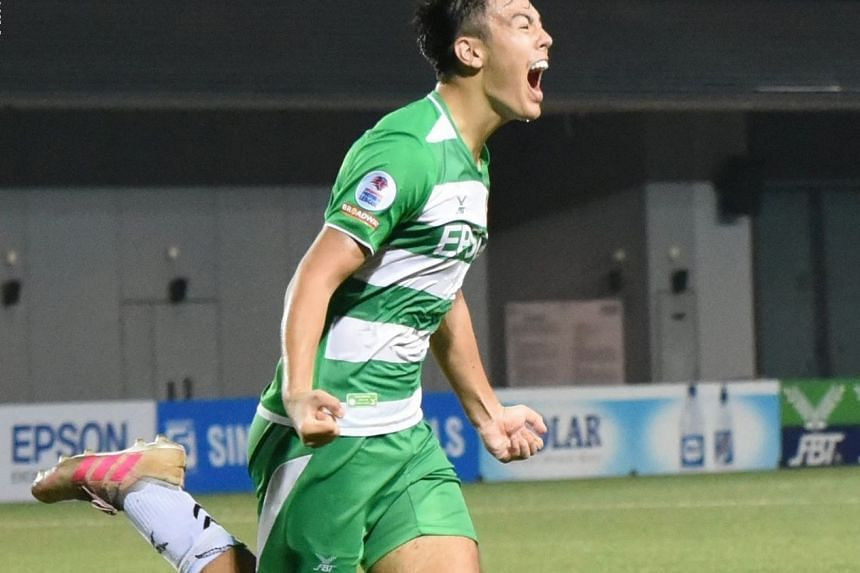 At 17 years and 102 days, Vasileios Zikos Chua is the youngest player to reach the five-goal mark in Singapore Premier League history.