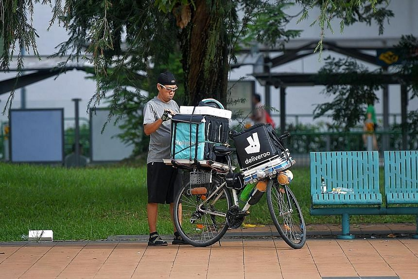 Deliveroo Singapore now has 6,300 riders and 4,500 restaurant partners. Its Singapore headcount stands at 124 employees.