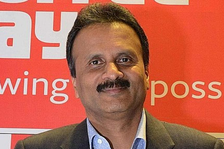 Mr V.G. Siddhartha got out of his car at a bridge, told his driver to wait at the other end, and has not been seen since.