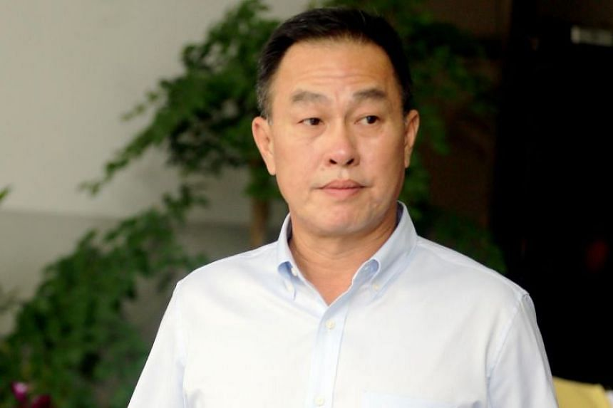 Under the Building Control Act, Mr Or Toh Wat, 51, could have been fined up to $200,000, jailed for up to two years, or both, for carrying out the unauthorised works.
