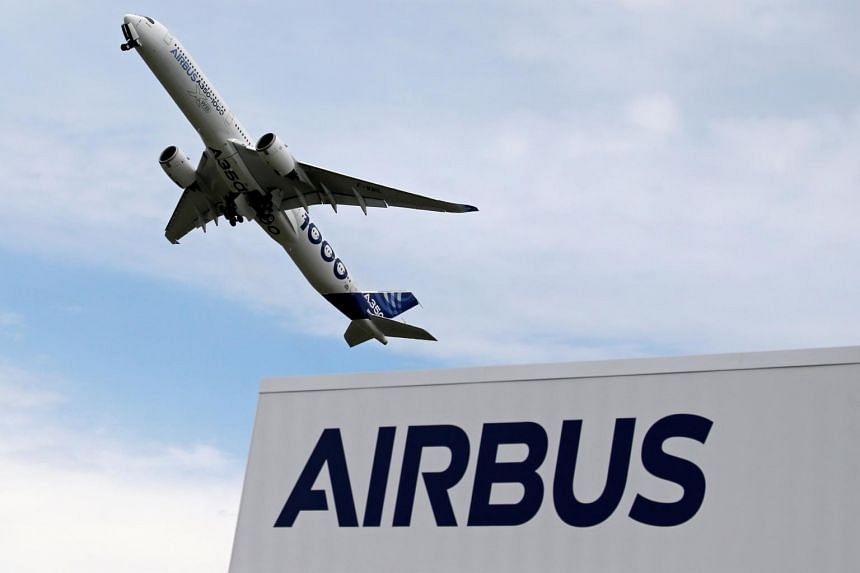 Airbus said second-quarter adjusted operating profit rose 72 per cent to 1.98 billion euros (S$3 billion), led by a more-than-twofold rise at the main Airbus commercial planemaking arm.