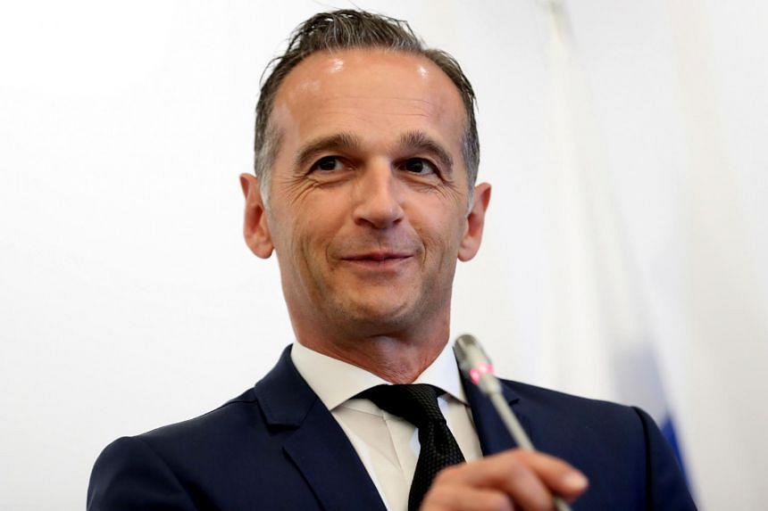 Germany Foreign Minister Heiko Maas has ruled out participating in a US-led proposal during a closed-door meeting with lawmakers last week.