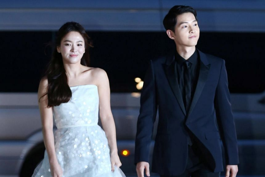 South Korean actors Song Joong-ki and Song Hye-kyo shocked the Asian entertainment world when they announced their divorce last month.