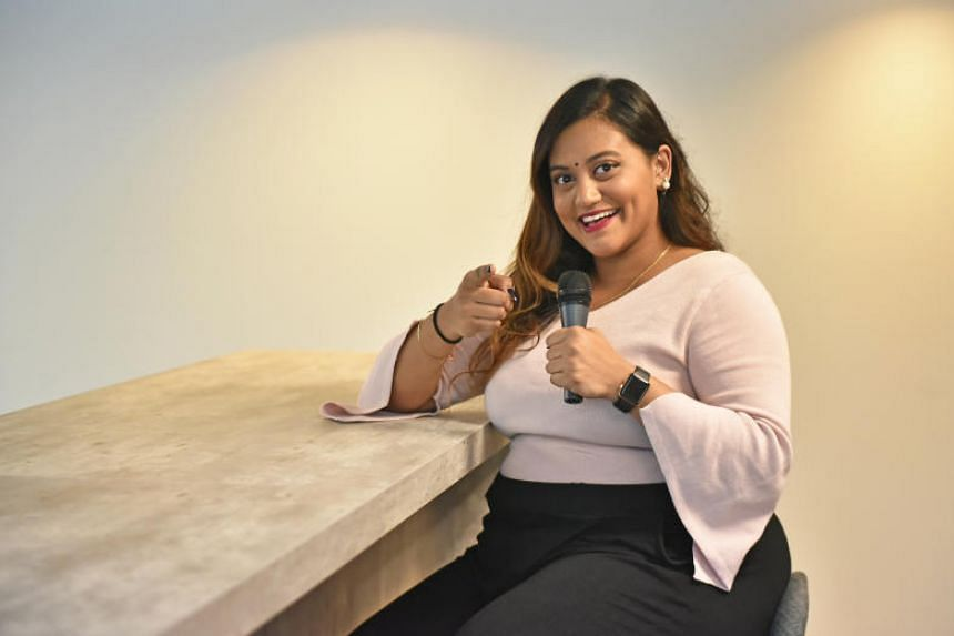Local YouTuber Preeti Nair, who is commonly known as Preetipls.