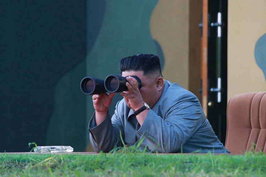 N Korea launches multiple unidentified projectiles: Yonhap