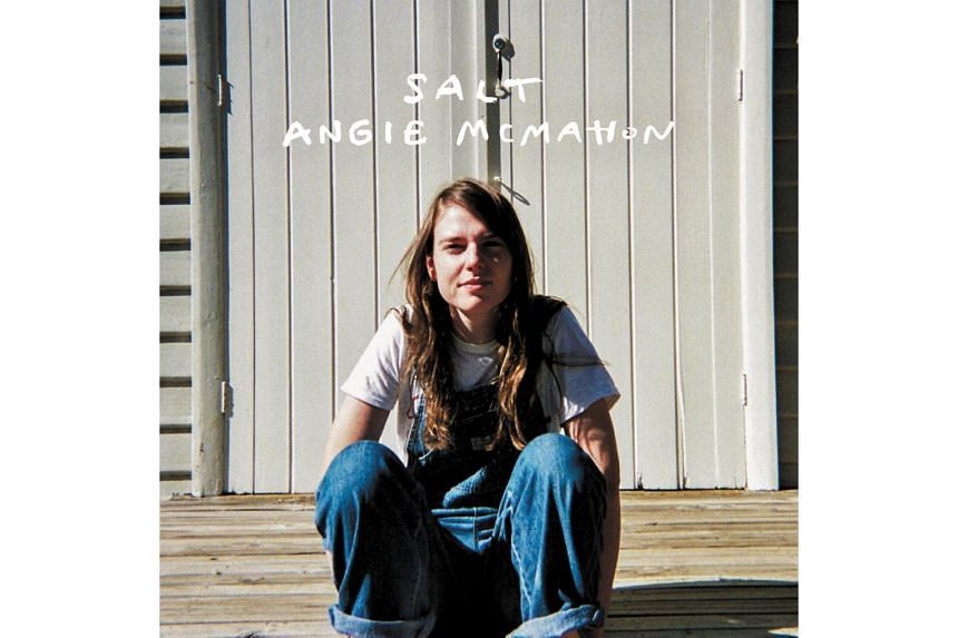 In Angie McMahon's long-awaited debut album Salt, she makes it perfectly clear that she is her own person.