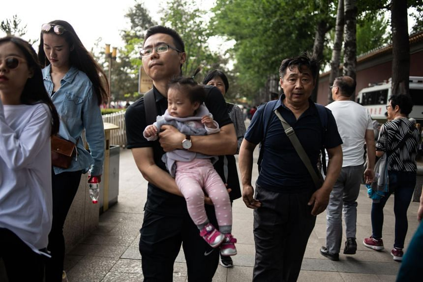 """China introduced a controversial """"one-child policy"""" in 1978, but relaxed restrictions in 2016."""