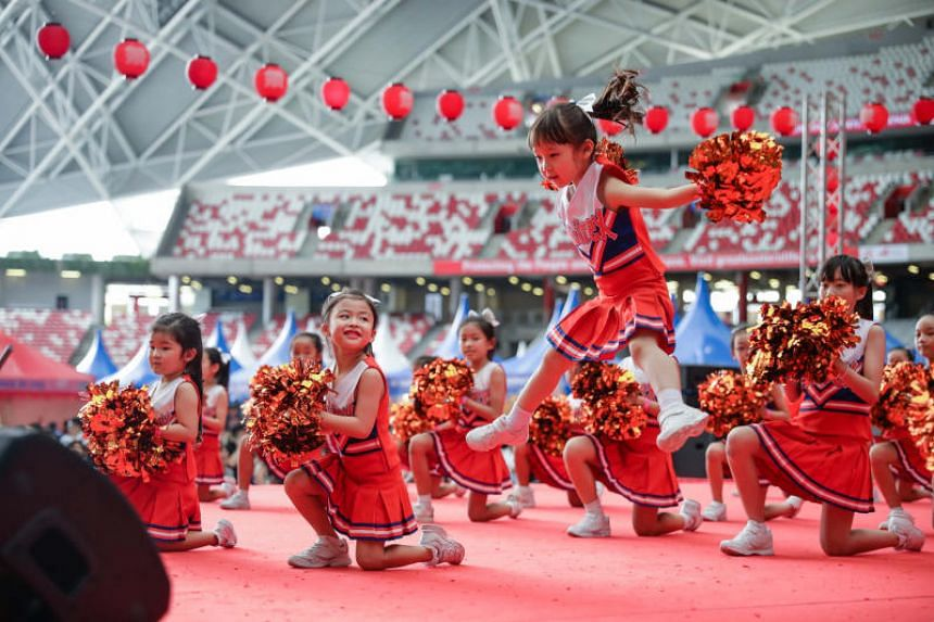 The Japan Summer Festival is organised in collaboration with the Japanese Association of Singapore and aims to harness better cultural understanding between both the Japanese and local communities.