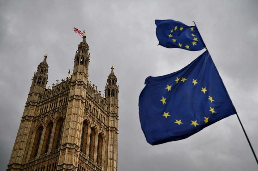 European leaders have insisted the withdrawal agreement, which sets out the terms of Britain's departure after 46 years of membership, is closed.