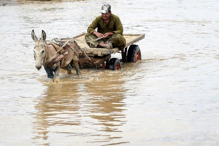 Hundreds have been killed across South Asia this monsoon season and tens of thousands displaced by the heavy rains.