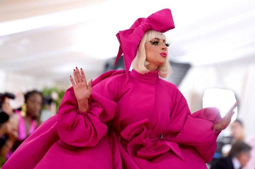 The 33-year-old singer, whose real name is Stefani Germanotta, broke off her engagement to talent agent Christian Carino in February this year.