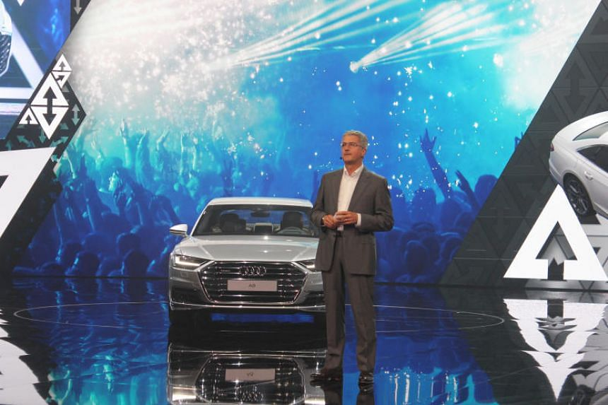 """German prosecutors said they had charged former Audi chief executive Rupert Stadler with fraud over the Volkswagen subsidiary's role in the """"dieselgate"""" emissions cheating scandal."""