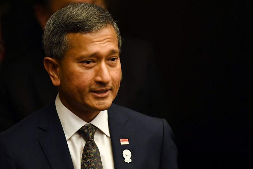 "Singapore Foreign Minister Vivian Balakrishnan told his Asean colleagues that it remains an ""immediate priority"" to start the repatriation of refugees who fled Myanmar's Rakhine state in a safe, voluntary and dignified basis."