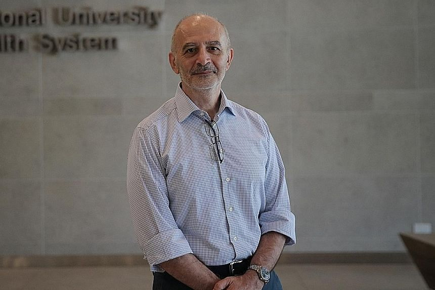 The treatment for leukaemia was developed by Professor Dario Campana of the National University of Singapore.