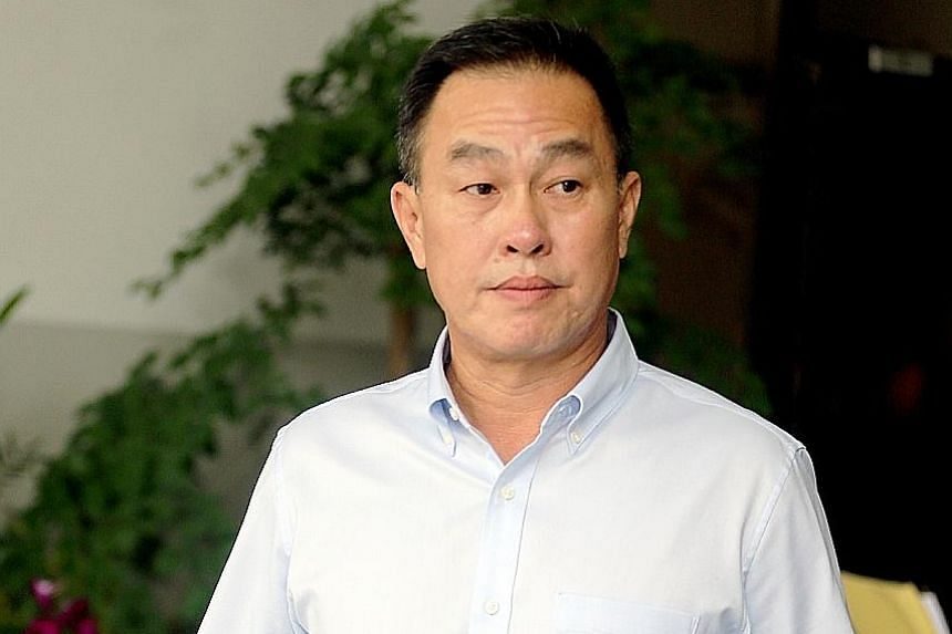 The three charges against Mr Or Toh Wat, group managing director of Or Kim Peow Contractors, were withdrawn yesterday.