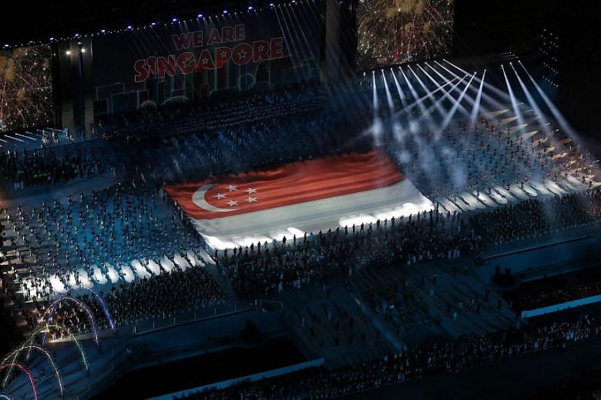 Nanyang Polytechnic's involvement in this year's ceremony will be its largest ever.