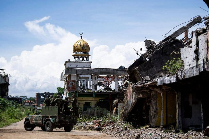 In 2017, ISIS-allied militants took over the city of Marawai in Mindanao. The Philippine Army reclaimed it five months later after pitched battles in which at least 900 insurgents were killed.