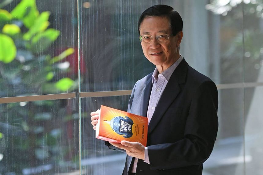 Company director and former envoy Soo Kok Leng wrote the book to help lay readers translate Sun Zi's strategies into business practices and negotiation tactics.