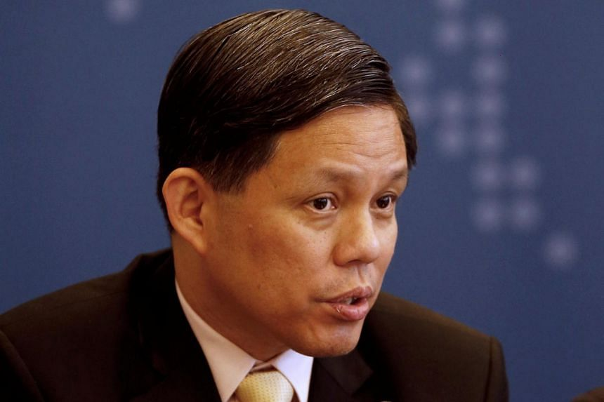 Minister for Trade and Industry Chan Chun Sing said his Government had never taken advantage of such benefits.