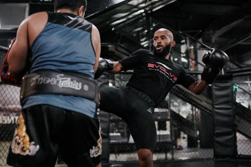 """The man nicknamed """"Mighty Mouse"""" now faces another Japanese, Tatsumitsu Wada, in the grand prix semi-final on August 2, 2019."""
