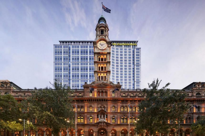 The Fullerton Hotel Sydney will be housed in Sydney's former General Post Office.