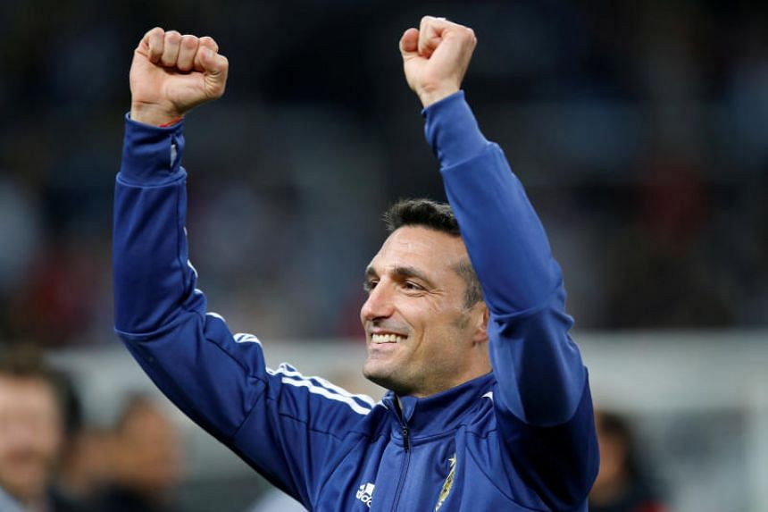 Lionel Scaloni will also be in charge for next year's Copa America hosted jointly by Argentina and Colombia.