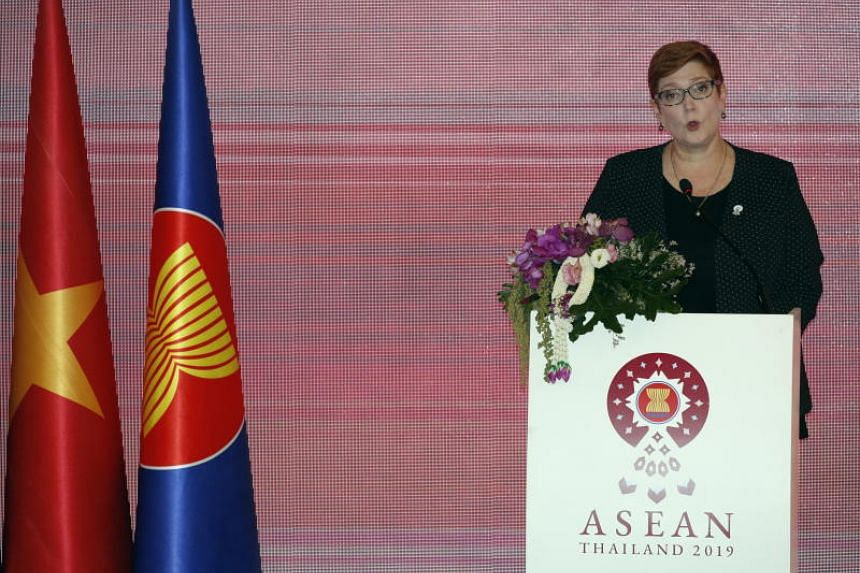 Australia's foreign affairs minister Marise Payne said rising demand for cheap labour, especially in the fishing and construction industries, has spurred trafficking networks across South-east Asia.