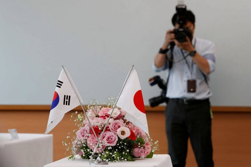 Both Seoul and Tokyo must calm down nationalistic fervour among their populace, and do all they can to settle their differences.