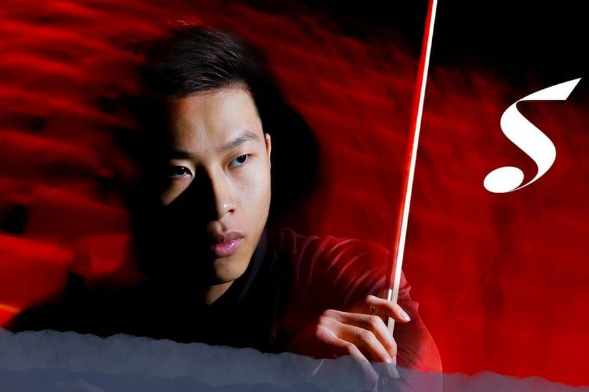 Young Canadian sensation Kerson Leong made his Singapore Symphony Orchestra debut with the Schumann Violin Concerto, one of the composer's final works.