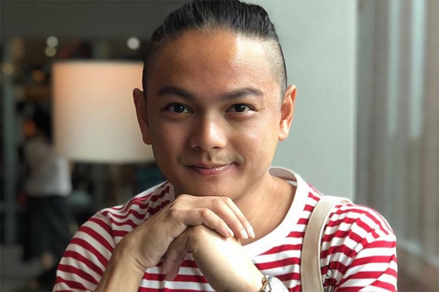 """The plan for the guideline comes after the furore over a recent """"brownface"""" advertisement, which featured Mediacorp actor and DJ Dennis Chew (above)."""