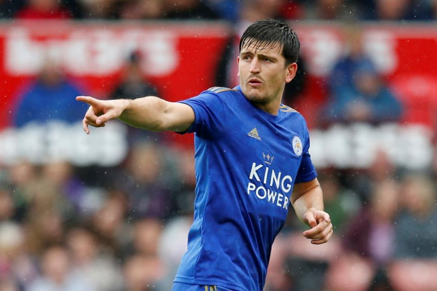 Should the deal go through, Harry Maguire will become the most expensive defender in the world.
