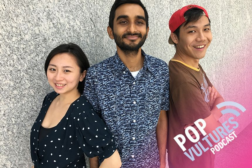 In this episode, the Pop Vultures get deep into a serious topic - the act of brown-facing in Singapore entertainment.