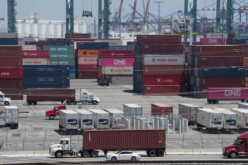 US President Donald Trump has vowed to put additional 10 per cent tariffs on US$300 billion (S$413 billion) of Chinese imports from Sept 1, 2019.