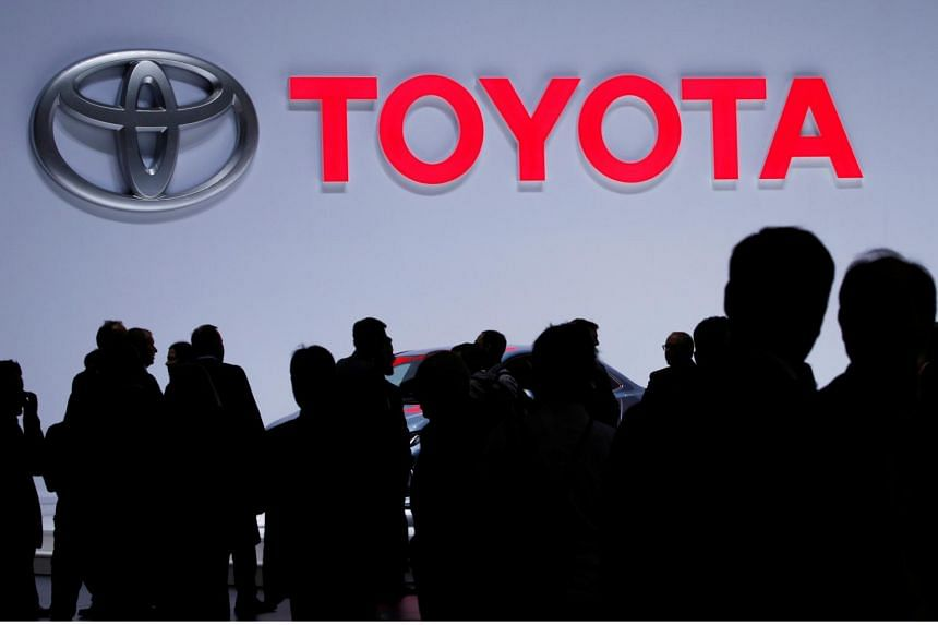 Toyota posted an 8.7 per cent rise in operating profit to 741.9 billion yen (S$9.53 billion) in the April-June quarter, its highest since the September 2015 quarter.