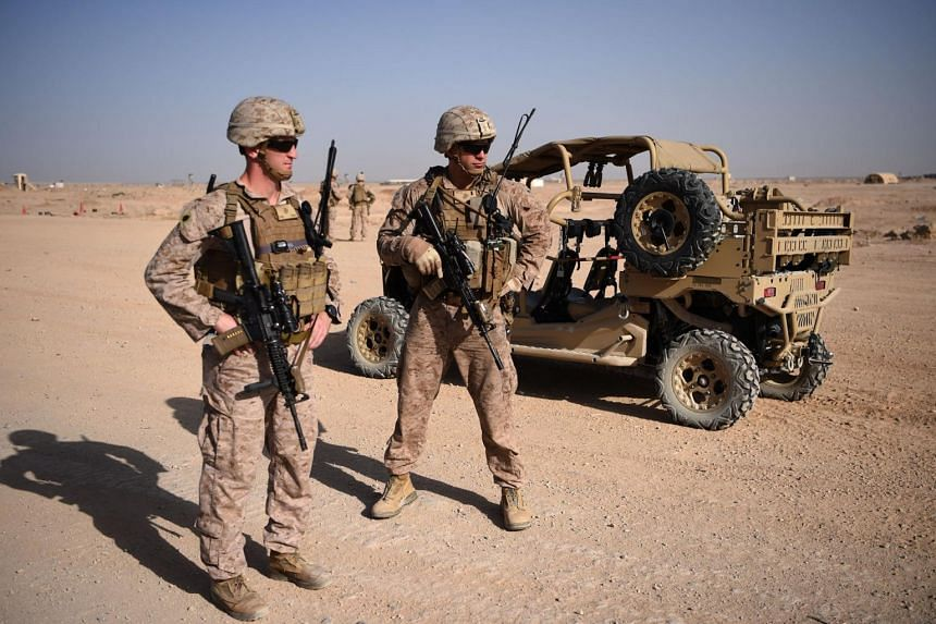 The Washington Post and CNN cited unnamed sources as saying that the deal would see US troops in Afghanistan reduce from roughly 14,000 to 8,000-9,000.