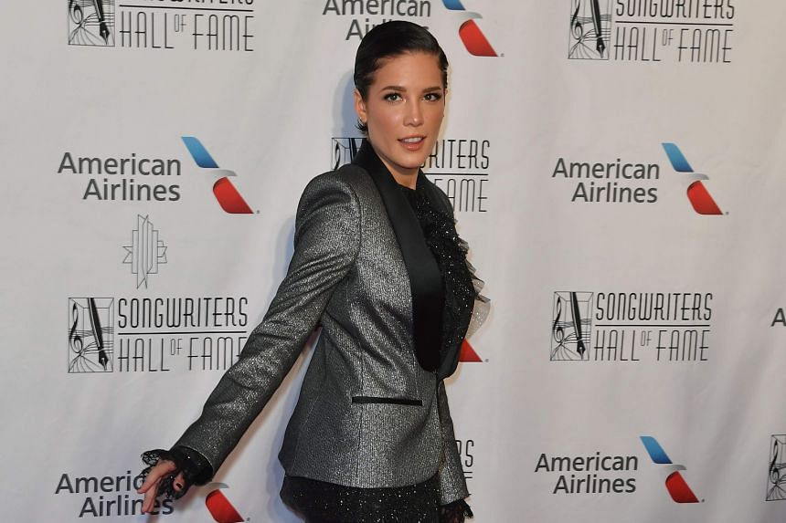American pop singer Halsey will headline the second day of music and arts festival Neon Lights.