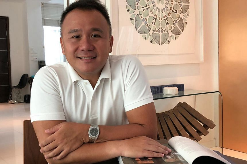 Mr Wee Sing An bought his Audemars Piguet Royal Oak Jubilee for €7,650 from a pre-owned watch dealer in London in 2008.