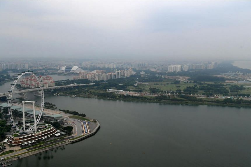 The likelihood of haze affecting Singapore is dependent on factors such as the proximity and extent of the fires, the direction and strength of the prevailing winds, and the incidence of rain, said the Meteorological Service Singapore.