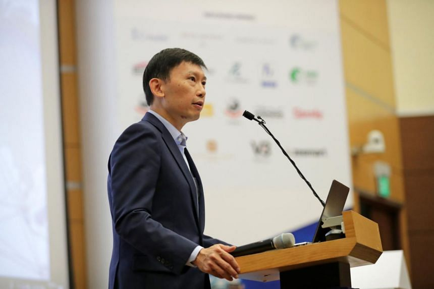 Senior Minister of State for Trade and Industry Chee Hong Tat told the media that technology has to go hand in hand with traditional methods like whistleblowing to better detect fraudulent cases.