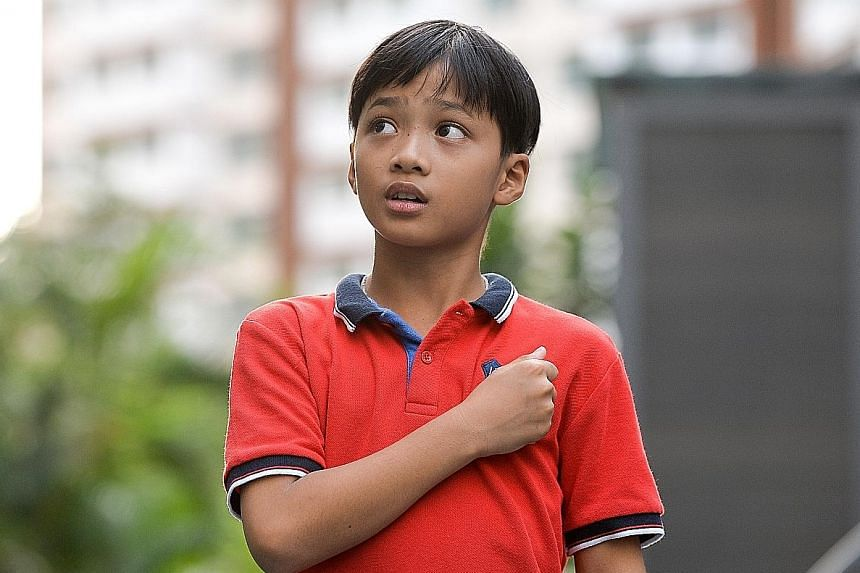Tanabordee Pansook Lim, who was born in Thailand's Korat province and moved to Singapore five years ago, went from knowing not a single word of English to now speaking English and Mandarin with ease. The 10-year-old, who became a Singapore citizen in