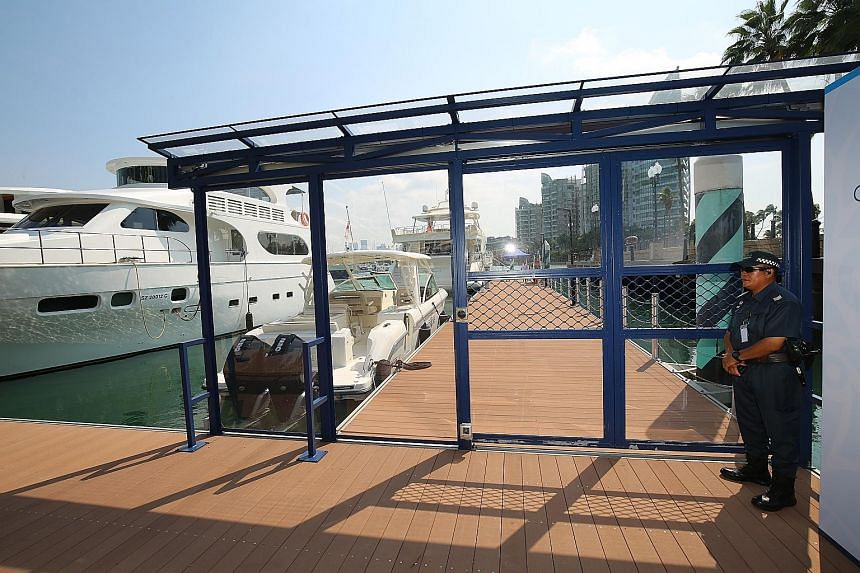 A customs, immigration and quarantine facility at One°15 Marina Sentosa Cove means boat owners no longer have to clear immigration at Sisters' Island when they come into Singapore.