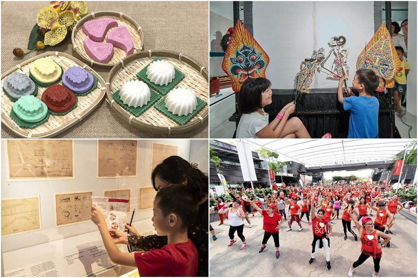Those who are not going overseas over the four-day break will find plenty of interesting activities and events - with free admission - for the whole family at home.