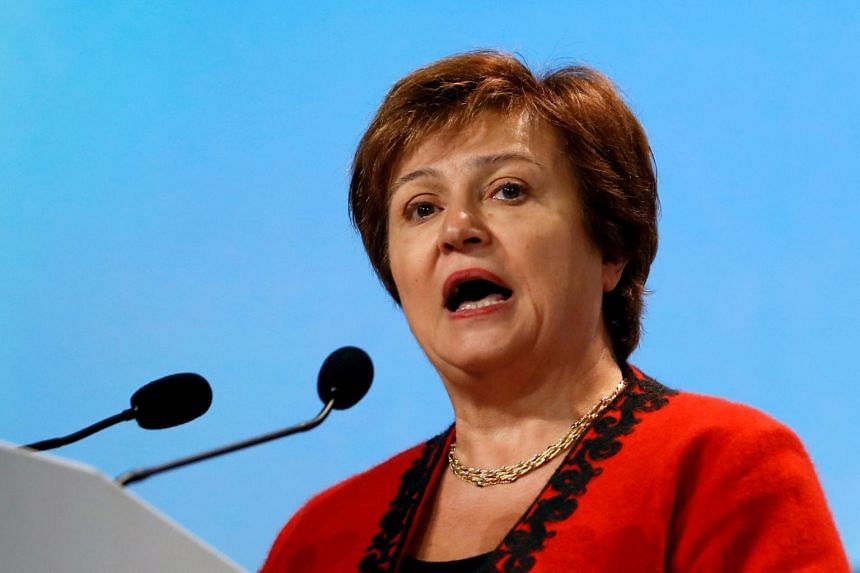 Germany: We expect Georgieva to become IMF head despite her age