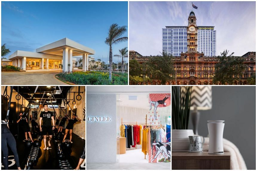 PHOTOS: BANYAN TREE HOTELS AND RESORTS, FULLERTON HOTEL SYDNEY, RITUAL, GINLEE STUDIO, UHOO