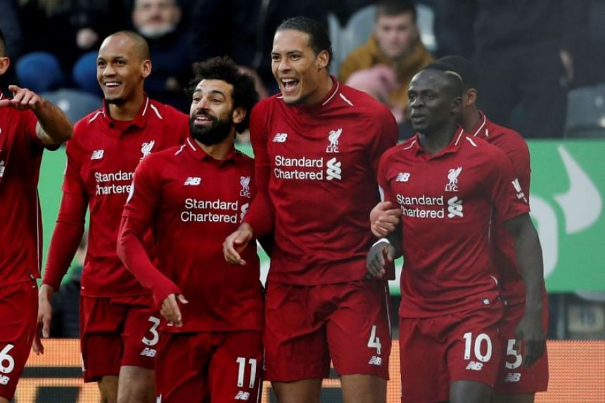 Liverpool fill the void as the league runners-up as well as the Champions League winners.