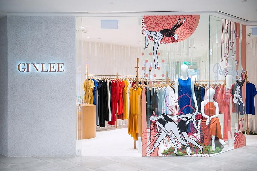 The Fullerton Hotel will open a new luxury heritage outpost in Sydney that will be housed in the city's former General Post Office. Designer Gin Lee's store at Raffles City has a window display which combines Singapore elements such as the Merlion wi