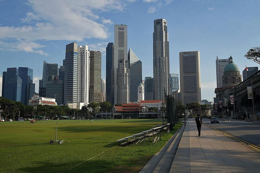 Above: The Padang has been the site of events that mark the nation's progress. Left: Anderson Bridge, along with Cavenagh and Elgin bridges, will be protected as an ensemble.