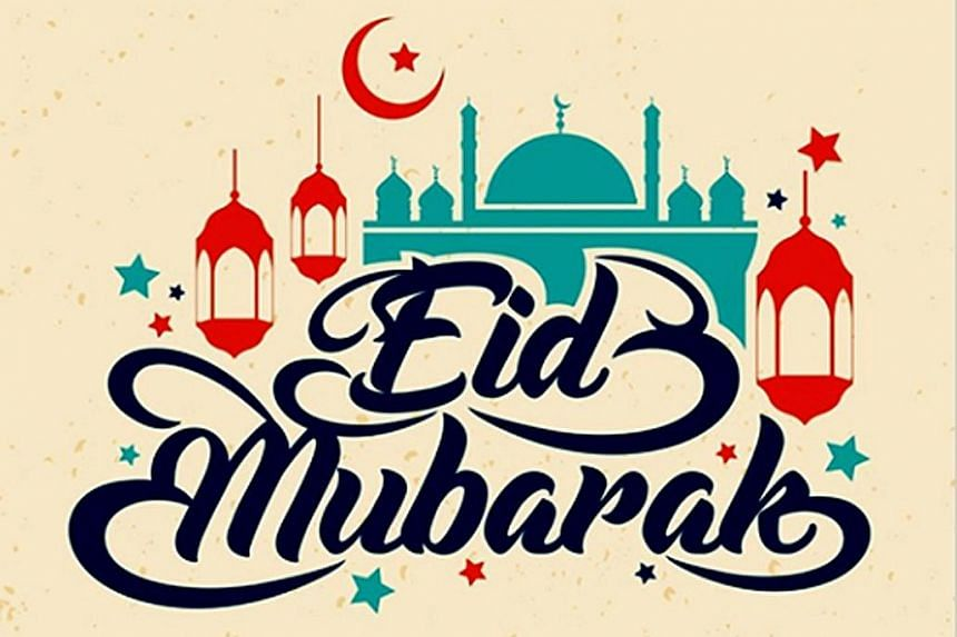 """Some organisations have been using the non-vernacular terms """"Diwali"""" (instead of Deepavali, left) and """"Eid Mubarak"""" in greetings recently."""