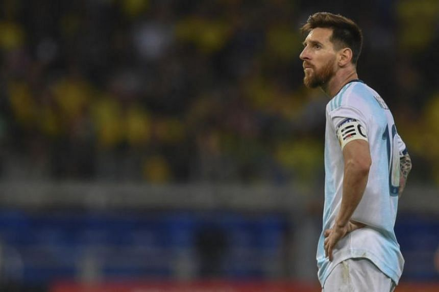 Lionel Messi alleged that the Copa America had been fixed in favour of hosts Brazil after he was sent off during the third-place playoff against Chile.