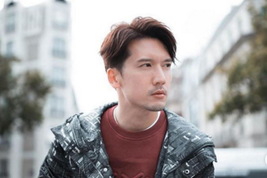 Boyz singer Kenny Kwan expressed his sorrow in a YouTube video when a concert scheduled at the Hong Kong Coliseum was canned after Steven Cheung, the other half of the pop duo, was slammed by netizens over his womanising ways.